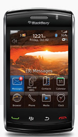 Blackberry Storm 2 Coming to Alaska