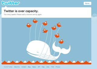 Twitter Overload?