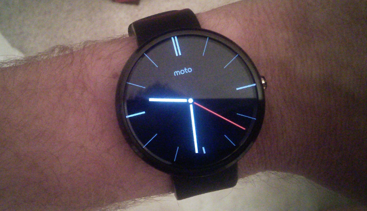 Welcoming the Moto 360