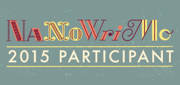 NaNoWriMo 2015 Participant