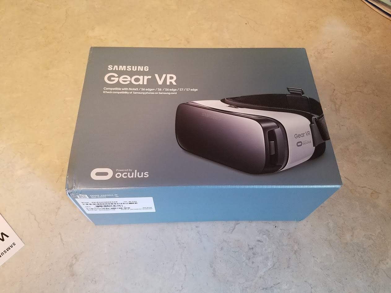 Tasting The World of Virtual Reality With Gear VR