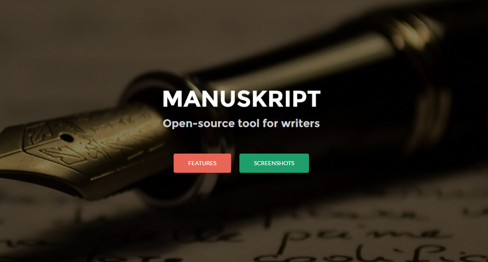 Manuskript – The Open Source Writing Tool for Writers