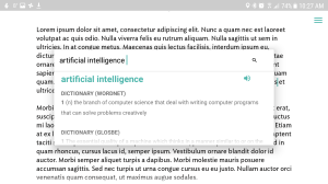 Research in Jotterpad