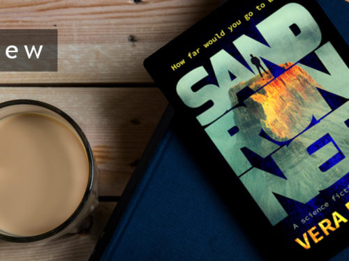 SAND RUNNER by Vera Brook – [Review]