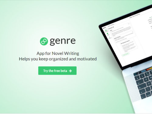 A First Look At The Genre Writing App