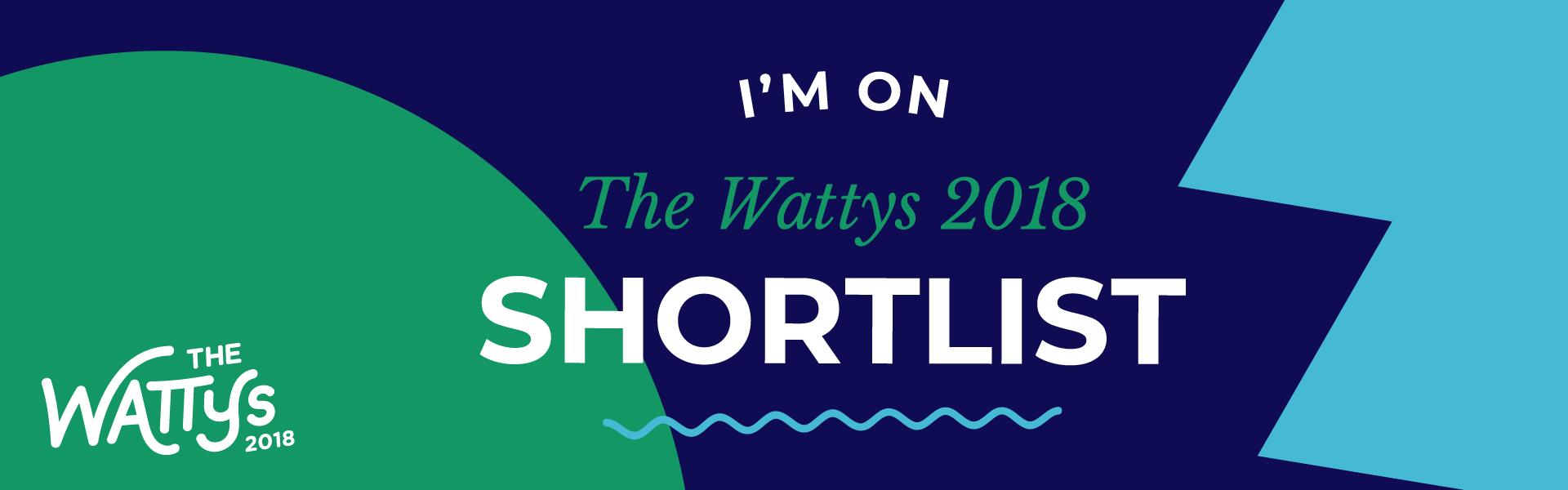 The Wattys 2018 Shortlist
